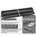 Термопленки Fullmark Panasonic KX-FA136A, 2шт для KX-F1810 (TTRP136)дляKX-FP200 KX-FM210 KX-FM220 KX-FMC230 KX-F1010 KX-F1110 KX-F969 KX-F1015 KX-F1016 KX-FP250 KX-FM260 KX-FP270 KX-FM280 KX-FP258 KX-FP278