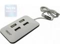 Разветвитель  USB 2.0 Orient  MI-430 4 Port