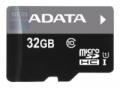 Карта памяти microSD 32Gb A-Data UHS-I +SD