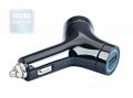Адаптер питания Gembird MP3A-UC-CAR5 12V-5V 2-USB