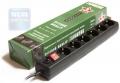 Сетевой фильтр Гарнизон EHB10 3.0м 6р черный