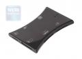 Карт-ридер внешний Konoos UK-14 USB 2.0, 6 разъемов для карт памяти (SD/SDHC/MMC/TF/MS/M2/XD/CF/MD),