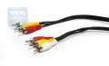 Кабель аудио/видео Cablexpert CCV-539 3xRCA/3xRCA 1.8м