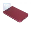 "Внешний корпус AgeStar SUB2O1 USB2.0 to 2,5""hdd SATA алюминий red"