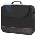 "Сумка для ноутбука 15.6"" Continent CC-100 Black полиэстр"