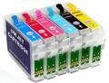 Перезаправляемые картриджи TX650, T50, T59 ,R270, R290, R295, TX700W, TX800FW, R295 INKO