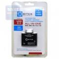 Карт-ридер внешний 5bites RES-104BK USB2.0 для планшетов серии GALAXY / ALL-IN-ONE / USB / BLACK