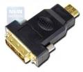 Переходник HDMI-DVI 19F/19M Cablexpert [A-HDMI-DVI-1]