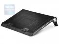 "Подставка для ноутбука DeepCool N180 FS 17"",180мм вентилятор,Metal Mesh Panel+Plastic base"