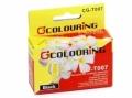 Картридж Colouring CG-07401 для принтеров Epson Stylus Photo 790/870/890/1270/1290 черный водн
