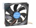 Вентилятор для корпуса 5bites F12025S-HDD 120х120х25мм, подшипник скольжения, 1200RPM, 25dBa, 4pin, питание от БП