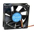 Вентилятор для корпуса 5bites F8025S-3 80x80x25мм, подшипник скольжения, 2000RPM, 23dBa, 3 pin