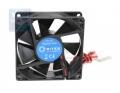 Вентилятор для корпуса 5bites F8025S-HDD 80x80x25мм, подшипник скольжения, 2000RPM, 23dB, 4 pin (питание от БП