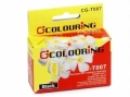 Картридж Colouring CG-CLI-521C для принтеров Canon IP3600/IP4600/MP540/MP550/MP620/MP630/MP980 с чипом водн