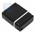 Флеш диск 64Gb Qumo Nano Black