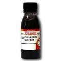 Чернила  Canon INKO для Canon iP4600/4840 (PGI-425/PGI-520) (L-type флакон,100мл) MATEBlackPigment