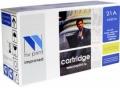 Картридж NV Print HP CE321A для HP LJ CP1525 синий