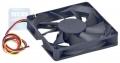 Вентилятор для корпуса Gembird D7015SM-3 70x70x15, втулка, 3 pin, провод 25 см
