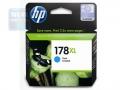 Картридж HP 178XL (CB323HE) Cyan для HP DJ 3070A/3520/3524/PhotoSmart 5510/5520/D5460/D5463/D5468/D7500/D7560