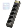 Сетевой фильтр Sven Special 1,8m для UPS black