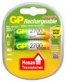 Аккумулятор GP R6 (AA) 2700mAh (2шт)
