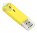 Флеш диск 16Gb Qumo Tropic Yellow (QM16GUD-TRP-Yellow)