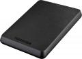 Внешний жесткий диск USB HDD 500Gb Toshiba Canvio Basics (HDTB305EK3AA) black USB3.0