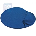 Коврик для мыши Defender гелевый синий 260х225х5мм (50916)