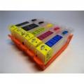 Картриджи перезаправляемые INKO для Canon PIXMA MG6240, MG6140, MG8240, MG8140 (6 цветов)