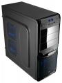 Корпус БЕЗ БП AeroCool V3X Advance Evil Blue Edition ATX, USB 3.0