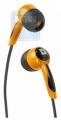 Наушники Defender Basic-604 оранжевый вкладыши 1,1 м (63606)