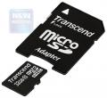 Карта памяти microSDHC 32Gb Transcend Class 10(TS32GUSDC10)