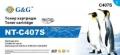 Картридж NT-C407S G&G голубой для Samsung CLP-320/325W CLX-3180/3185/3185N