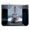 Коврик для мыши Dialog PGK-07 Военный корабль