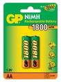Аккумулятор GP R6 (AA) 1800mAh (2шт)