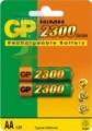 Аккумулятор GP R6 (AA) 2300mAh (2шт)