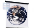 Экран настенный ScreenMedia Economy-P 180x180 Матовый Белый (SPM-1102)