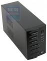 Источник бесперебойного питания 3Cott 3C-500-MCI , 500 ВА / 300 Вт, линейно-интерактивный, металлический корпус, 3-х ступенчатый AVR, выход: 4*IEC