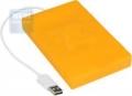 "Внешний корпус AgeStar SUBCP1 USB2.0 to 2.5"" hdd/ssd SATA пластик, orange"