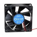 Вентилятор для корпуса 5bites F8025S-2 80x80x25мм, подшипник скольжения, 2000RPM, 23dBa, 2 pin