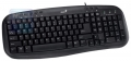 Клавиатура Genius KB-M200 USB black