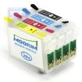 Картриджи перезаправляемые INKO Epson T0731-T0734 для Epson Stylus C79, CX3900, CX4900, CX5900, CX6900F, CX7300, CX8300, CX9300F Epson Stylus TX200, TX209, TX210, TX219, TX400, TX409, TX410, TX419