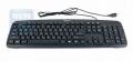 Клавиатура Gembird KB-8350U-BL black USB лазерная гравировка символов