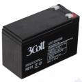 Батарея аккумуляторная 3Cott 12V/7.2Ah