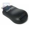 Карт-ридер внешний Human Friends Walker Black, для смартфонов и планшетов, microUSB, micro sd OTG