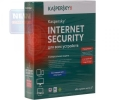 Лицензия Kaspersky Internet Security  Box ПРОДЛЕНИЕ на 2 ПК на 1 год.