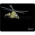 Коврик для мыши Gembird MP-GAME 9 рисунок вертолёт 250*200*3мм