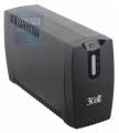 Источник бесперебойного питания 3Cott 400VA-3SE 240W AVR RJ-11 3*Shuko линейно-интерактивный