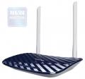 Беспроводный маршрутизатор TP-Link Archer C20, 802.11ac, двухдиапазонный 2.4 ГГц +5ГГц до 733 Мбит/с, 4xLAN 10/100, 1xUSB 2.0.