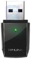 Адаптер USB2.0 беспроводной TP-Link Archer T2U AC600 двухдиапазонный 2.4 ГГц (802.11b/g/n)/ 5ГГц (802.11ac), до 600 Мбит/с